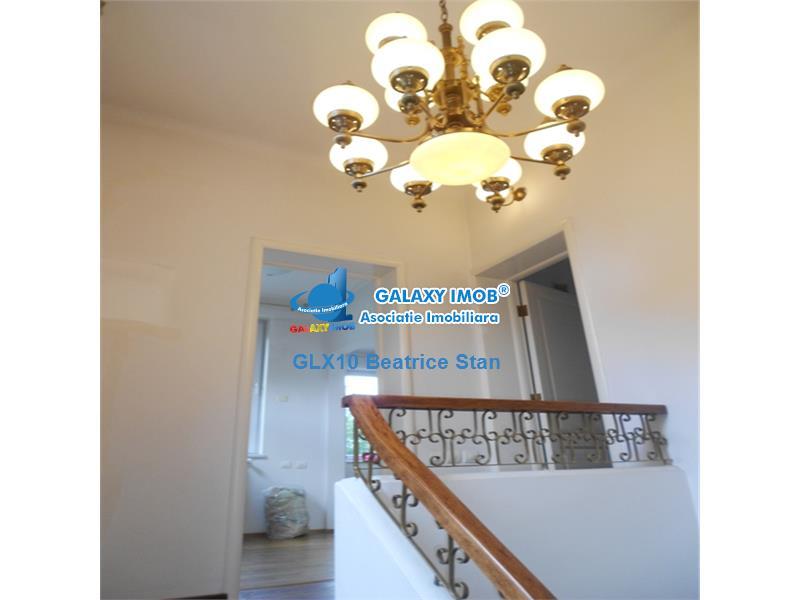 Inchiriere parter si etaj vila reprezentativa birouri STIRBEI VODA