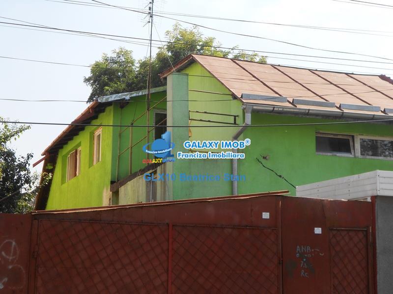 Vanzare proprietate cu potential / teren cu casa BRANCOVEANU/BUDIMEX