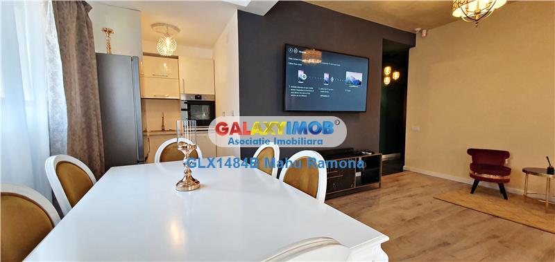 Apartament superb la cheie, design profesionist, curte proprie