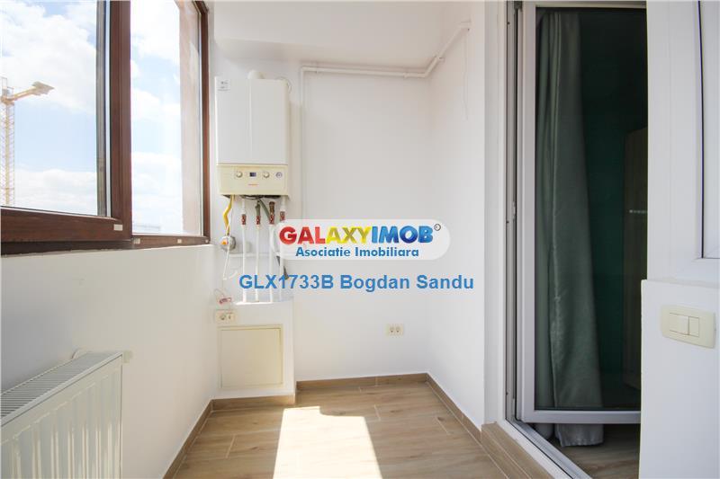 Apartament decomandat cu 2 camere de inchiriat in Militari Residence