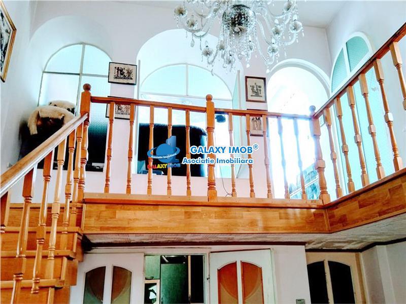 Penthouse de vanzare Domenii Casin   2 Terase   Curte proprie