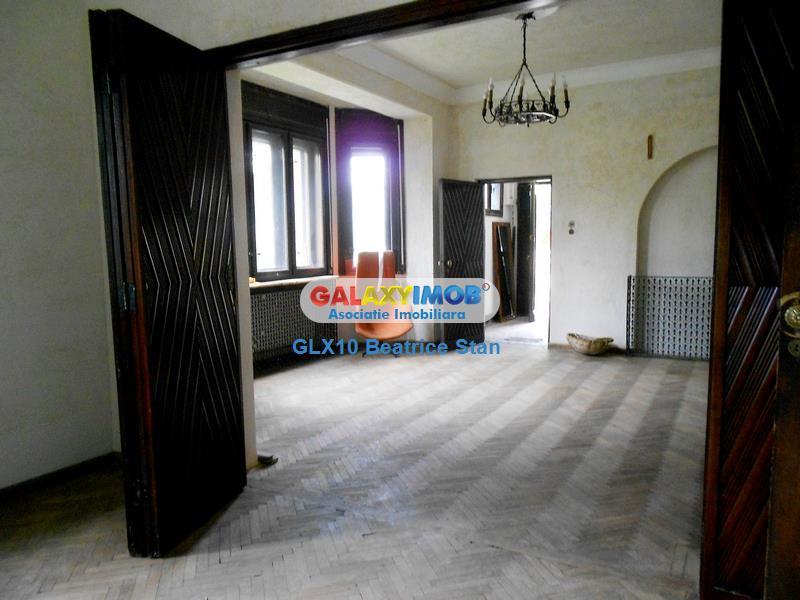 Inchiriere vila impunatoare in Cotroceni birouri/restaurant/clinica
