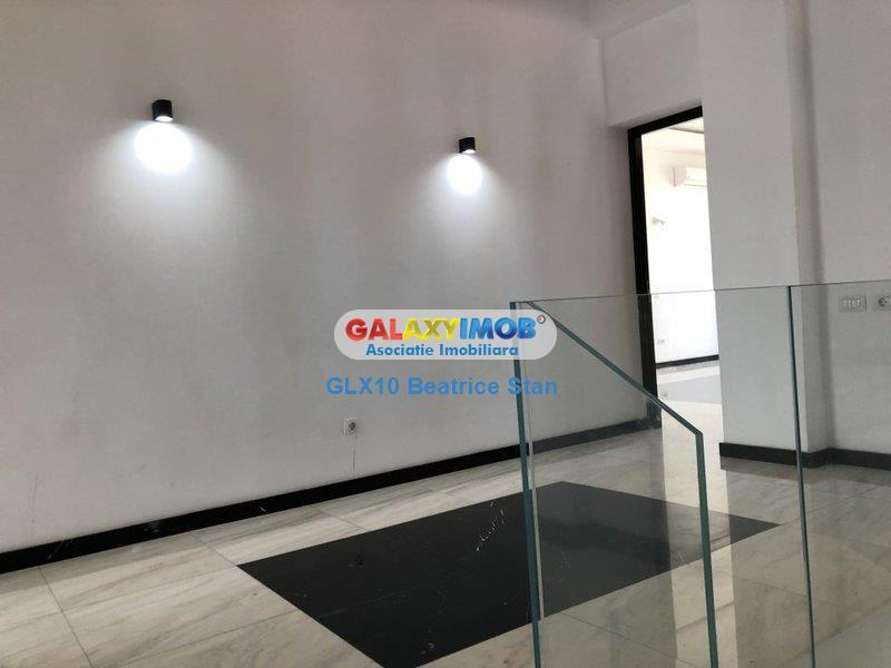 Cladire noua cu finisaje lux showroom/birouri/clinica Lacul Tei
