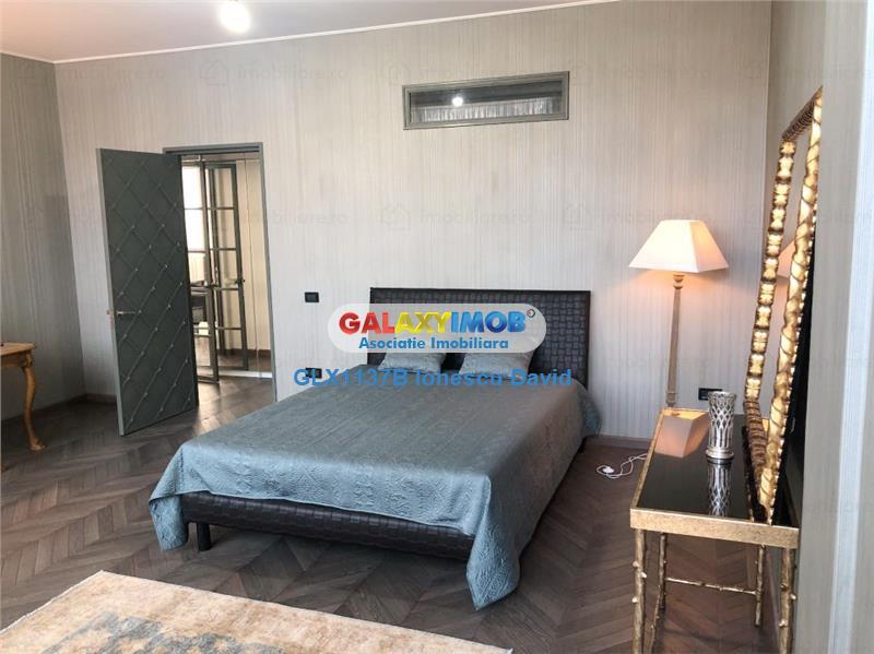 Apartament de vanzare Kiseleff Aviatorilor | Curte si foisor | Boxa