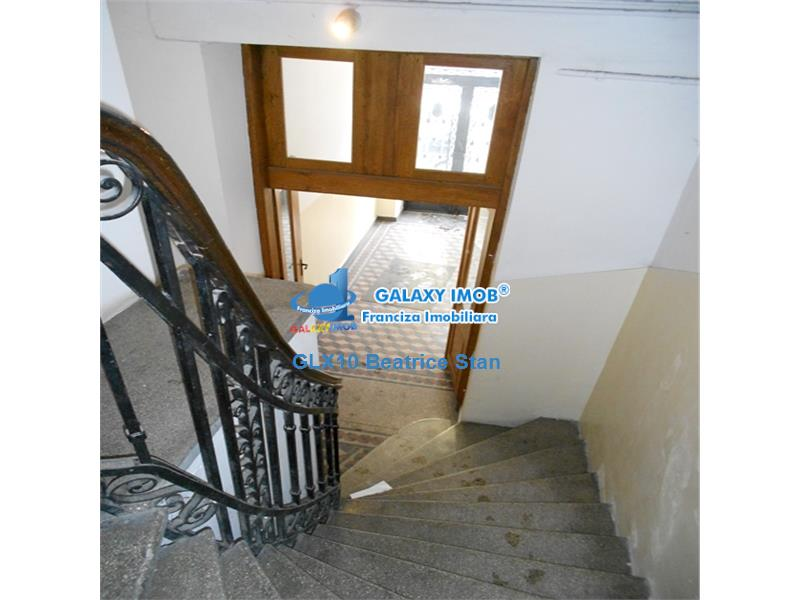 Inchiriere etaj 1 in vila excelent amplasat ideal birouri COTROCENI