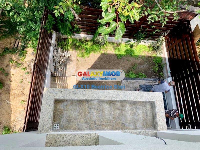Duplex birouri/resedinta in vila constructie noua Parcul Cismigiu