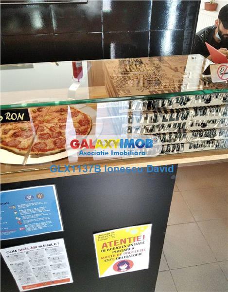 Spatiu comercial plus afacere la cheie pizza & paste | Livrare acasa