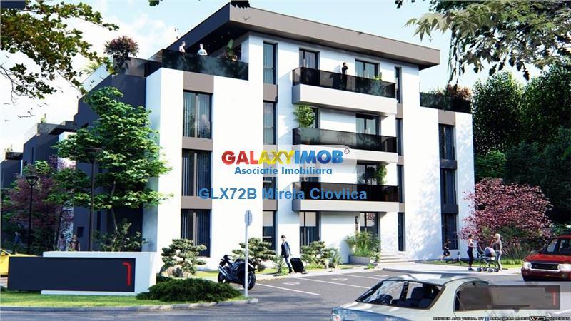 Vanzare apartament 3 camere Ploiesti Albert bloc nou