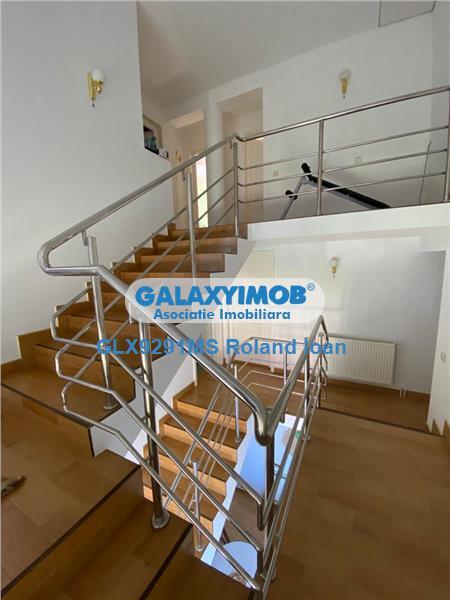 Casa de inchiriat cu 4 dormitoar, mobilata si utilata, la 6 min de UMF