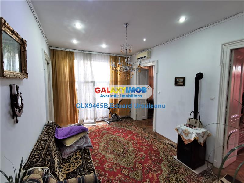 Apartament 4 camere Unirii - Cosbuc, 2 bai, balcon mare