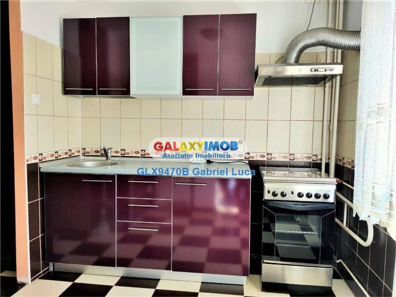 Garsoniera decomandata 42mp | Metrou Ctin. Brancoveanu