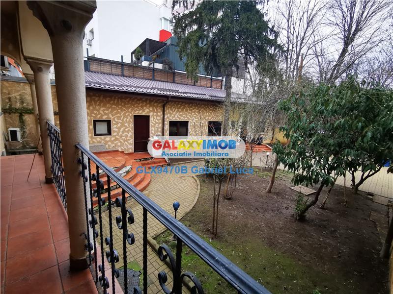 Vila Stil Conac   VANZARE   663 mp   Parcul Floreasca