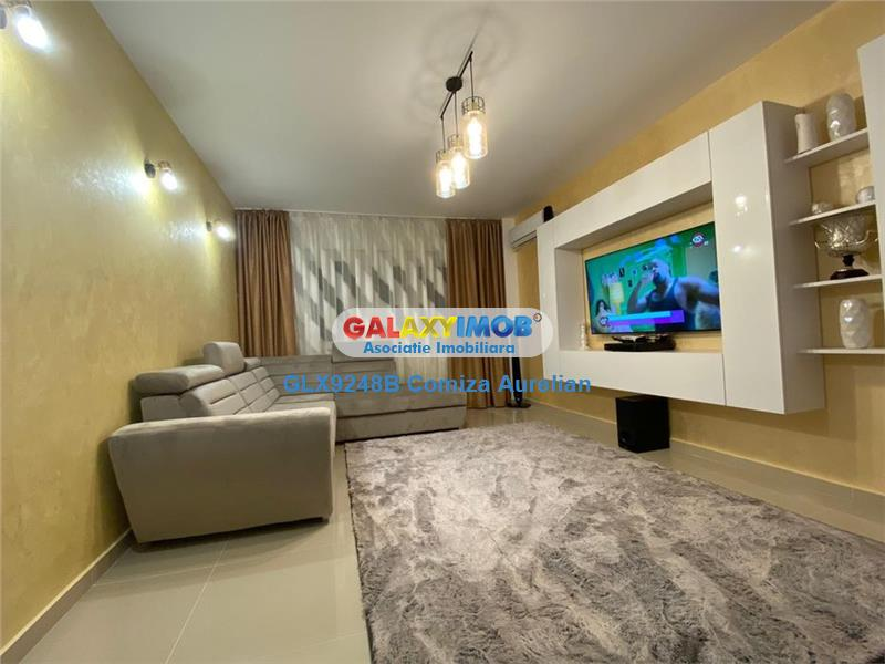 Apartament 2 camere lux Aviatiei etaj 3/4 prima inchiriere