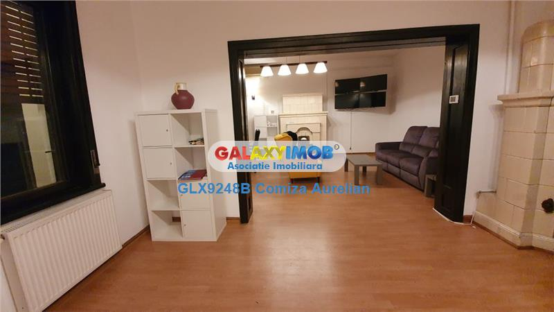 Inchiriere apartament 3 camere la parter de vila zona Domenii