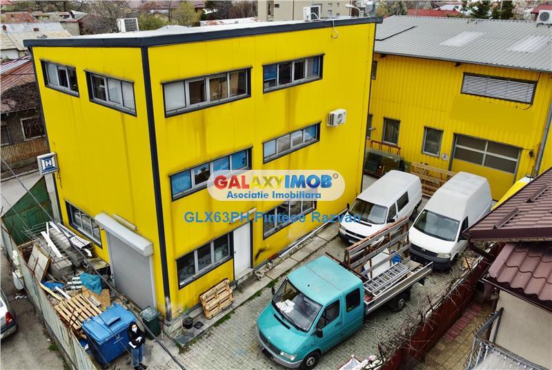 Vanzare 2 corpuri de hale industriale, zona Mihai Bravu Ploiesti