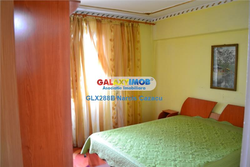 Lacul Tei Apartament 3 camere etaj 8 reabilitat 2 balcoane decomandat