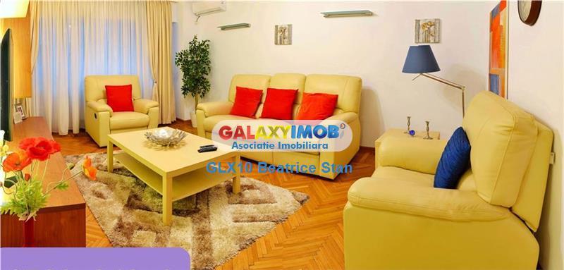 Inchiriere apartament 3 camere decomandat Metrou Piata Unirii