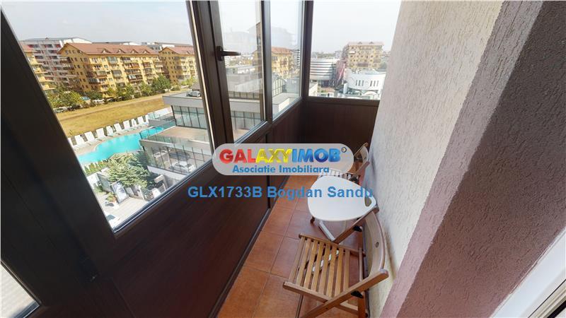 Apartament  2 camere de vanzare - Militari Residence PARCARE SUBTERANA