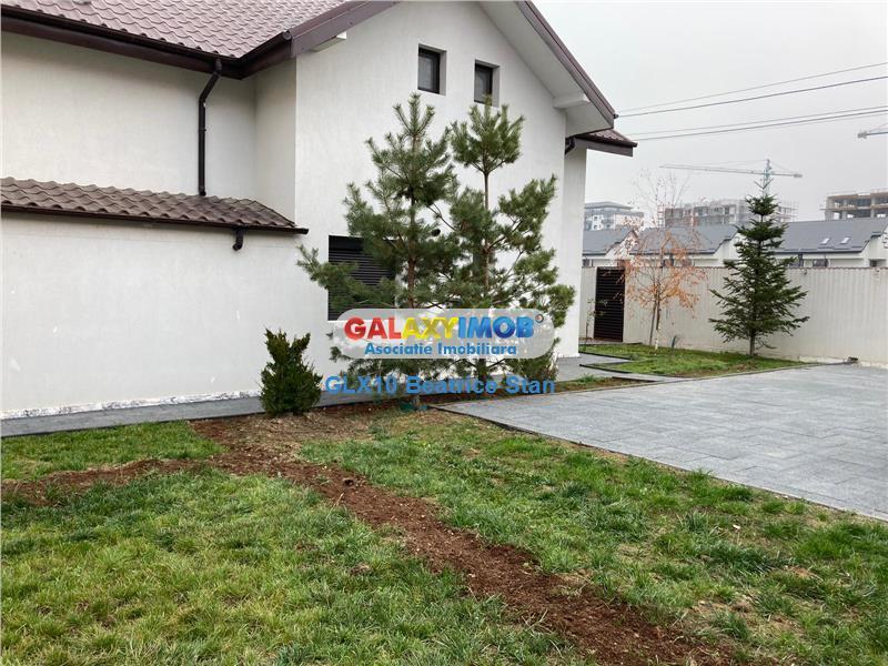 Vila eleganta constructie 2020 / impecabila / resedinta Dobroesti