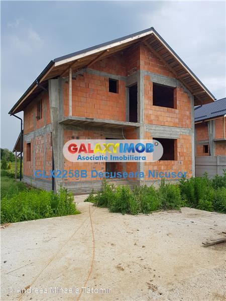 Sabareni, Joita, casa 3 camere, 140 mp curte 500 mp, Parter sau P+M
