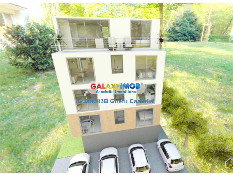 Bulding for sale I Excelent area I Baneasa Forest I Great investment