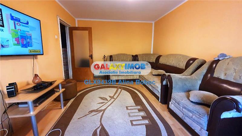 Vanzare apartament 2 camere decomandat, et 1, Liceul D. Bolintineanu