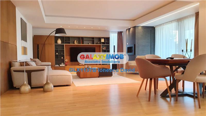 Apartament unic Aviatorilor 240 mp | Highclass area | Imobil premium