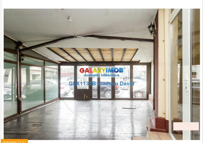 Vila P+1 si spatiu comercial / showroom, ultracentral Dacia