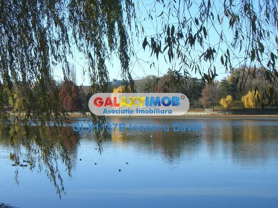 Teren de vanzare Baneasa lac, parc Herastrau la 1 min de mers