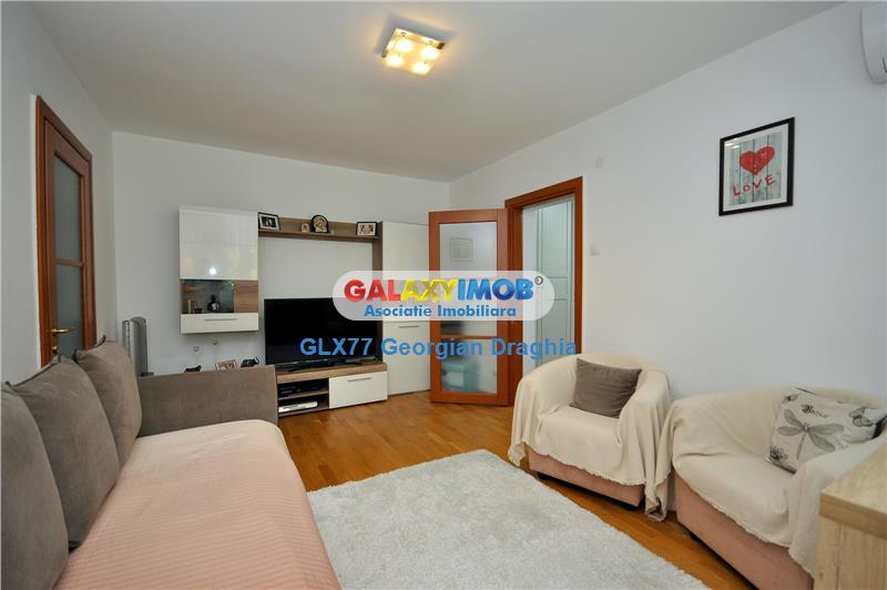 Bucurestii Noi vanzare apartament 2 camere renovat recent