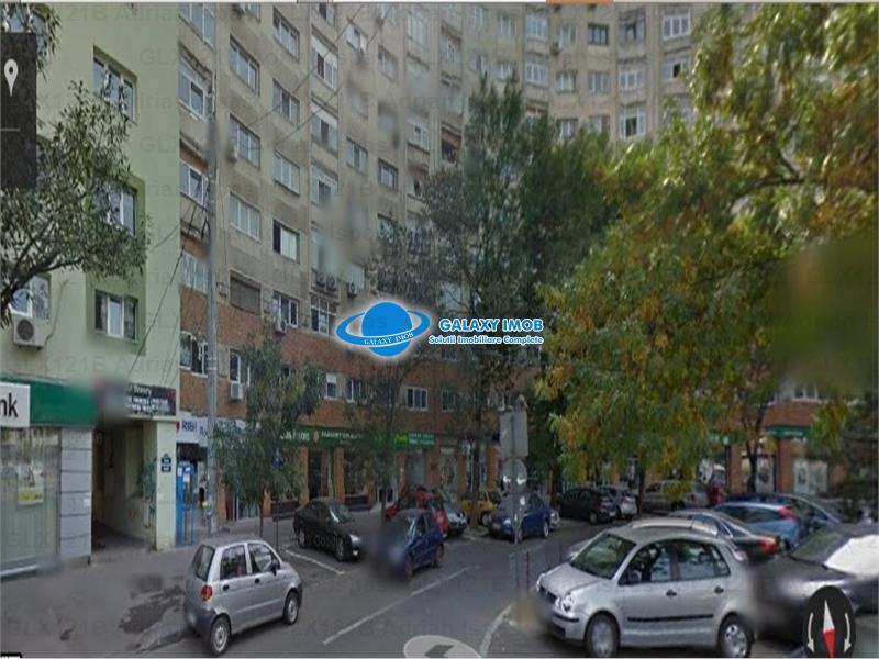 Titulescu-Banu Manta,ocazie investitie in 4 spatii inchiriate