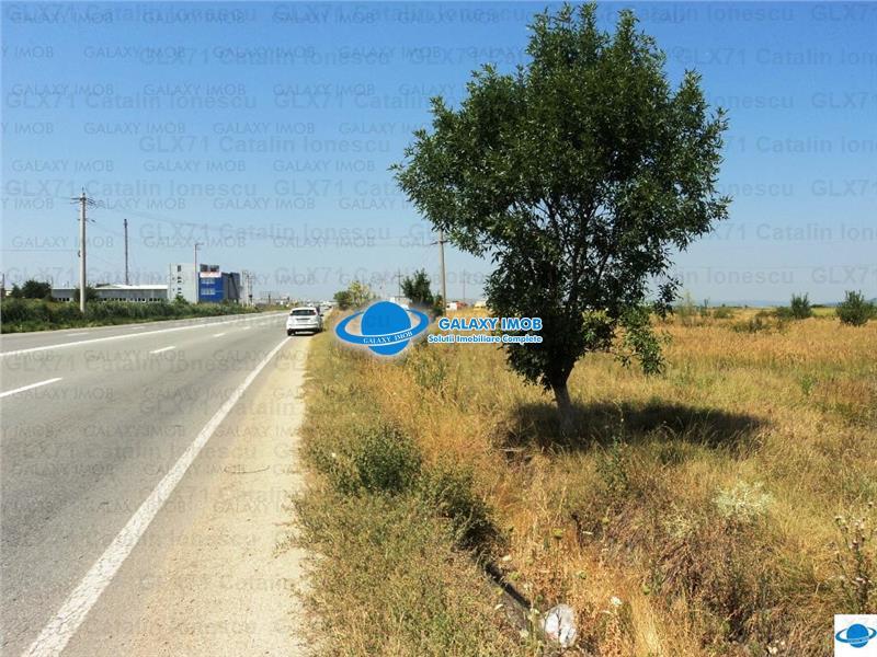 Vanzare teren Pitesti zona Crrefour Autostrada