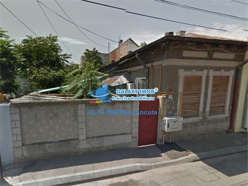 Vanzare teren Banu Manta - Titulescu, CB3, POT 70%, CUT 4,5