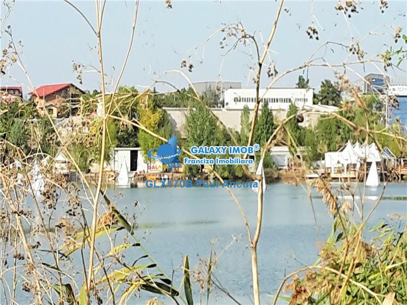 Vanzare teren 1500mp cu deschidere la lacul Fundeni