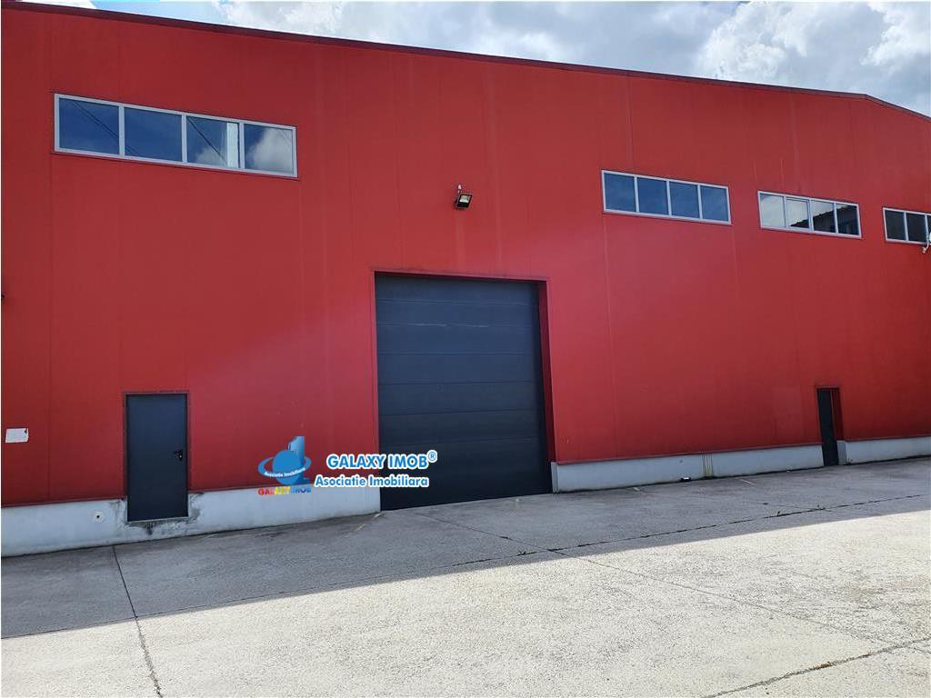 Inchiriem spatii industriale/hale 5000 si 10000 mp in Pitesti