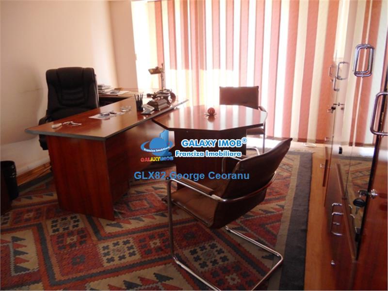 Inchiriere 4 camere ultracentral Unirii mobilat si utilat office