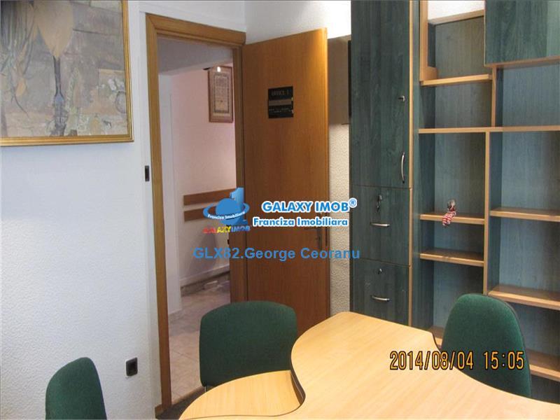 Inchiriere apartament 130mp mobilat office, 5 camere Unirii Goga