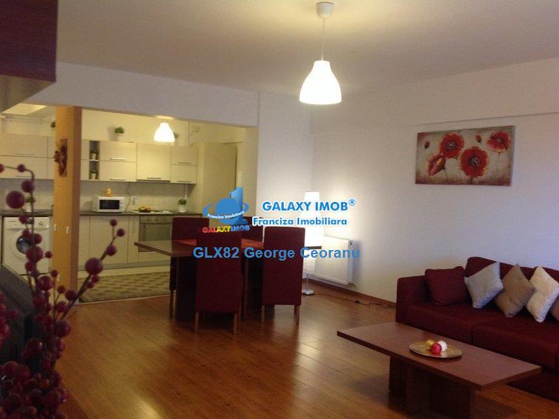 Inchiriere apartament 2 camere bloc nou Splaiul Independentei ANEFS