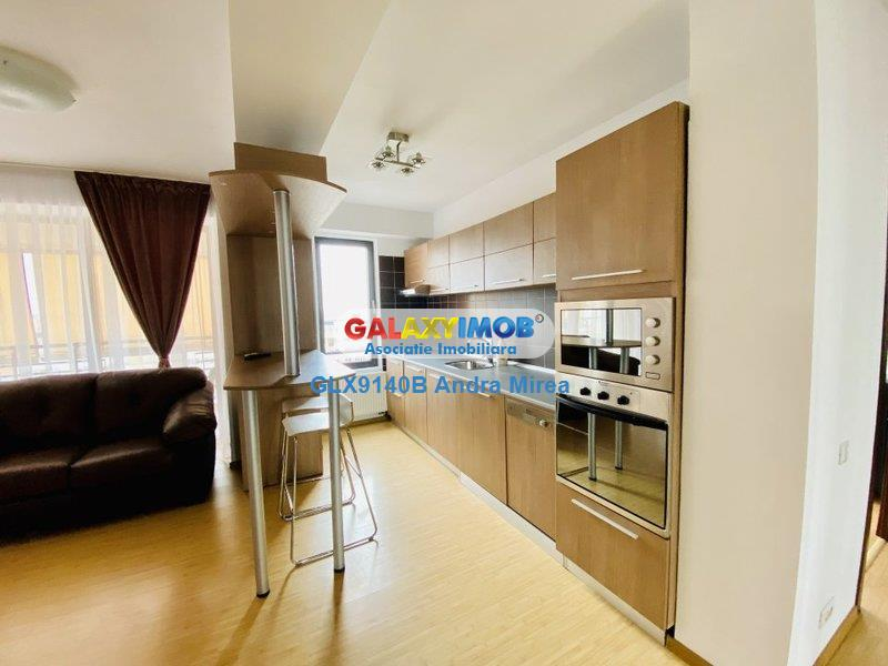 Inchiriere apartament 2 camere Central Park Stefan Cel Mare