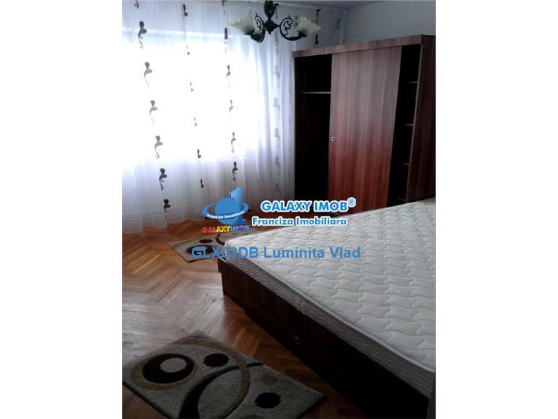 Inchiriere apartament 2 camere decomandat Targoviste Central