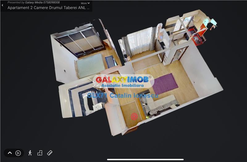 Inchiriere apartament 2 camere Drumul Taberei ANL Brancusi