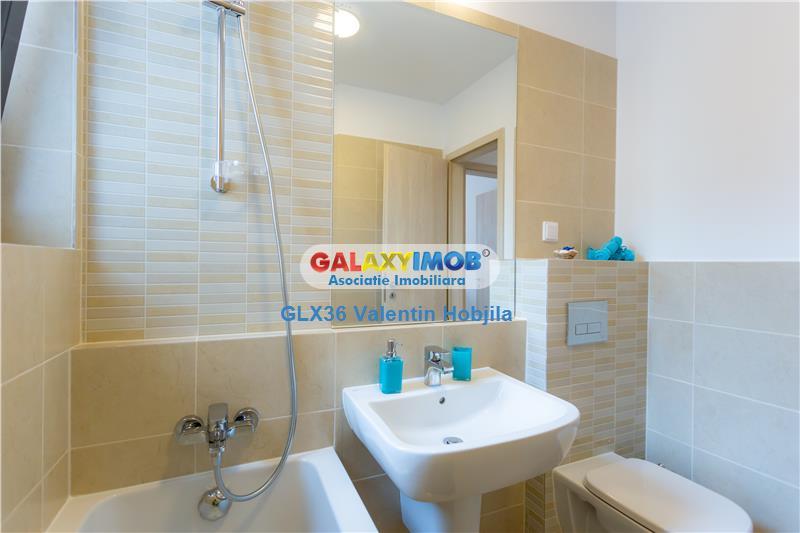 Inchiriere apartament 2 camere mobilat utilat lux Baneasa Greenfield
