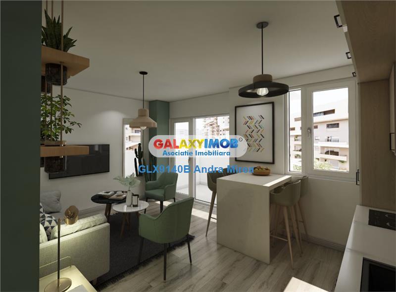 Inchiriere apartament 2 camere Stefan cel Mare BLOC NOU CENTRAL