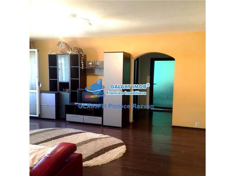 Inchiriere apartament 2 camere, centrala proprie, zona Nord, Ploiesti