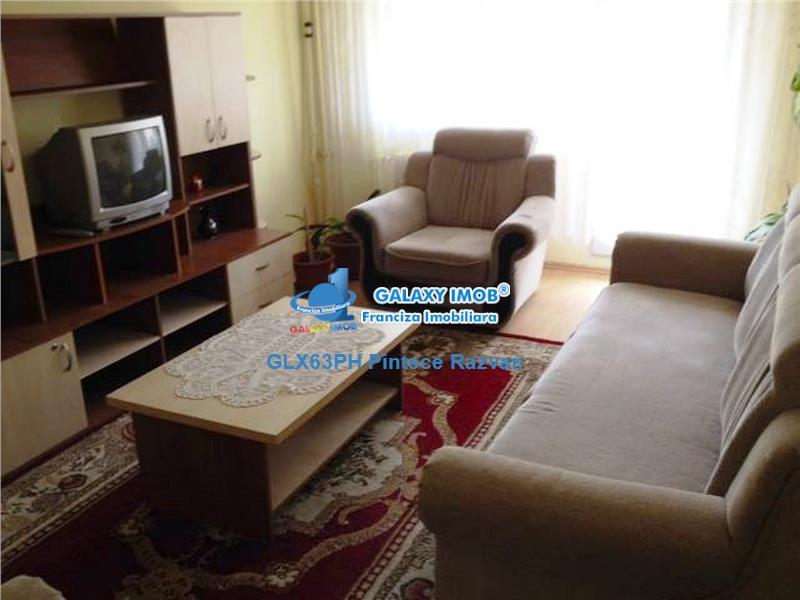 Inchiriere apartament 2 camere, decomandat, zona Republicii, Ploiesti