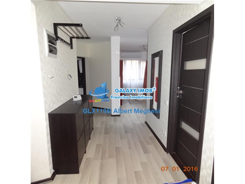 Inchiriere Apartament 3 Camere Barbu Vacarescu Bloc 2015