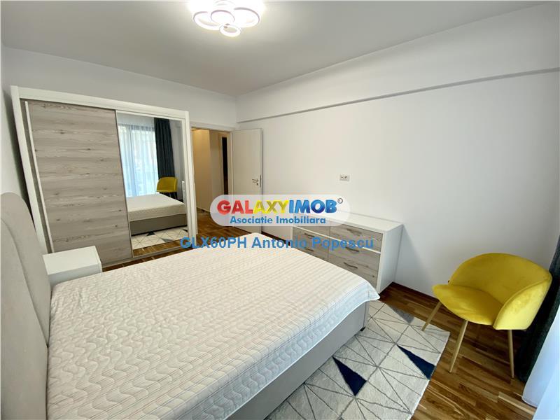 Inchiriere apartament 3 camere, bloc nou, in Ploiesti, zona Albert