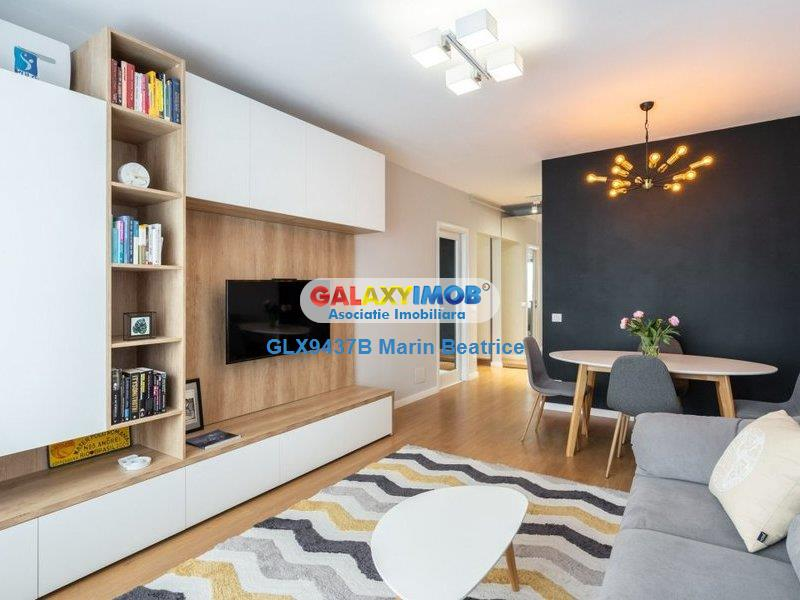 Inchiriere apartament 3 camere LUX in zona Grozavesti-Exigent One