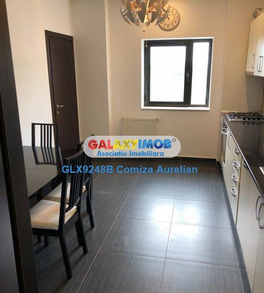 Inchiriere apartament 3 camere Baneasa( Natura Residence)