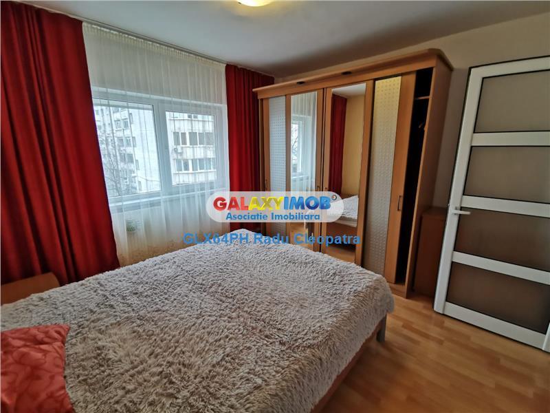 Inchiriere apartament 3 camere, Ploiesti, zona Gh Goja